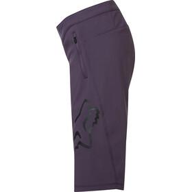 Fox Defend Pantaloncini Donna, dark purple